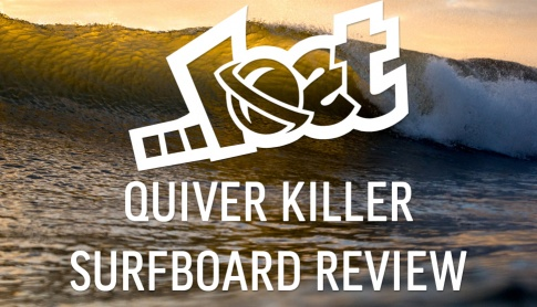 The Lost Quiver Killer: Surfboard Review