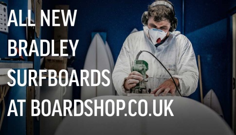 Bradley Surfboards Have Arrived