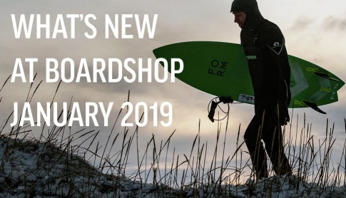 What's New At Boardshop January 2019