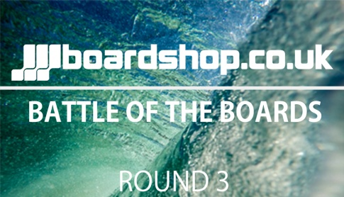 Boardshop Battle Of The Boards Round 3
