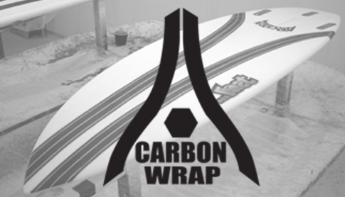 They're here! Lost Carbon Wrap boards have landed!