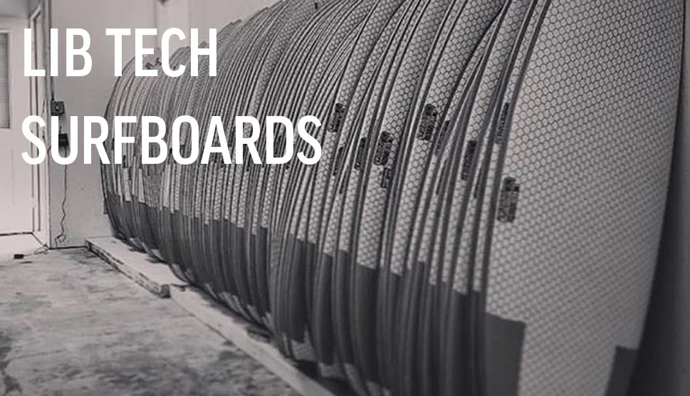 Lib Tech Surfboards