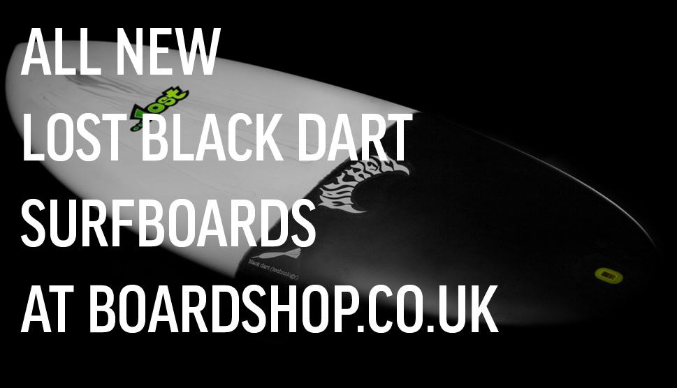 Lost Black Dart Surfboard Review