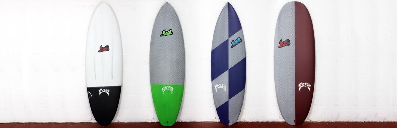 Lost Black Dart Surfboard Review