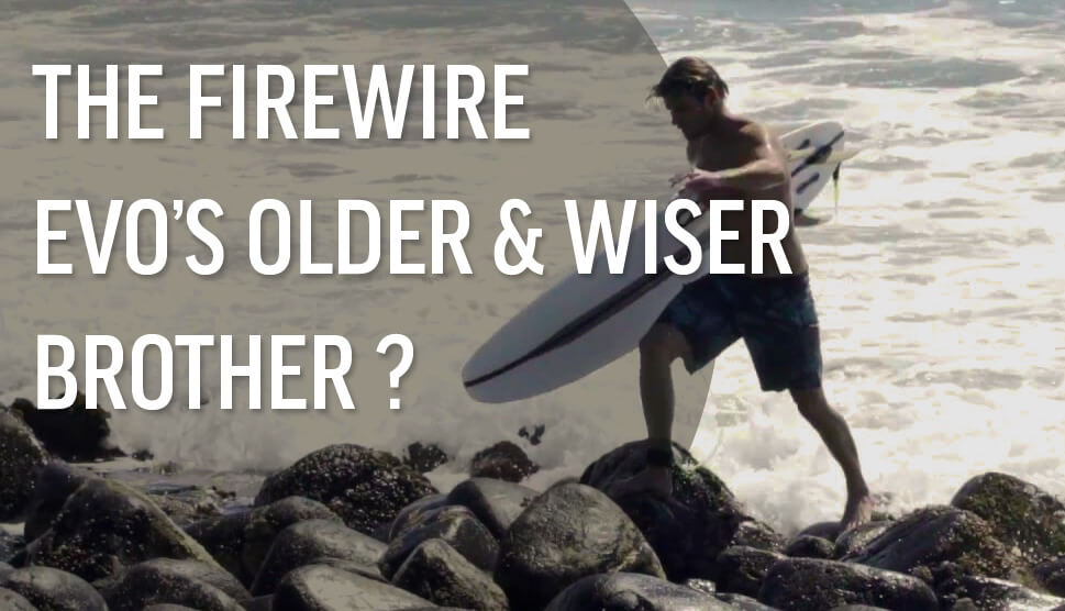 The Slater Designs Omni Surfboard...The Firewire Evo's Older and Wiser Brother?