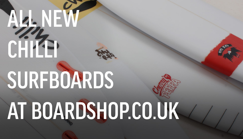 Chilli Surfboards Review