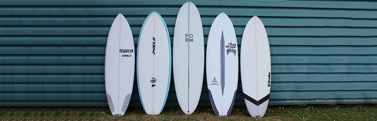 Top 5 Groveler Surfboards
