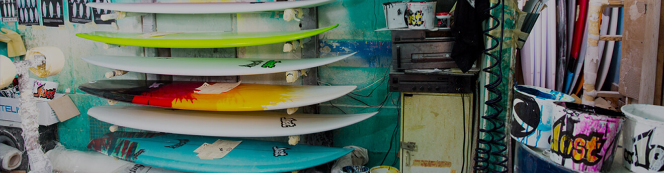 Build Your Own Custom Lost Surfboard