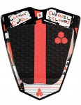 Channel Islands Conner Coffin Tail pad - Black/Red