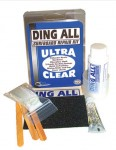 Ding All Standard Repair Kit Custom glass board repair kit