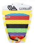 Gorilla Fitz surfboard tail pad - Mercury