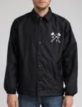 Hold Fast Coach Jacket - Black