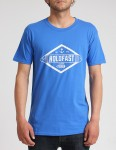 Hold Fast Diamond T shirt - Royal Blue