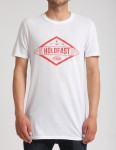 Hold Fast Diamond T shirt - White