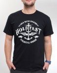 Hold Fast Swell T Shirt - Black
