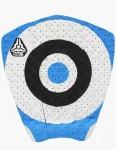 Komunity Project Kelly Slater Signature 360 3 Piece Tail pad - Blue