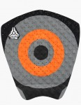 Komunity Project Kelly Slater Signature 360 3 Piece Tail pad - Orange