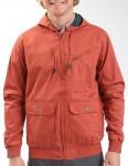 RVCA Sil 3 Jacket - Fireclay