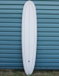 Nohana by Nineplus Trim King Classic Surfboard 9ft 0 - Clear