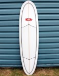 Nineplus Magic Carpet Surfboard 7ft 0 - Clear