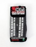 On A Mission Double Soft Rack Through the door roof rack - Black
