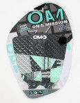 On A Mission Jordy Smith Tail pad - Seafoam/Grey
