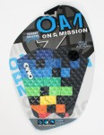 On A Mission Torrey Meister Tail pad - Rainbow