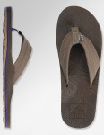 Reef Zen Sandal - Brown