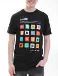 RVCA Interactions T shirt - Black