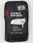 Ocean & Earth Double Rap Rax soft rack for cars without roof gutters - Black