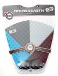 Ocean & Earth 2 Piece Tail pad - Grey