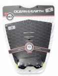 Ocean & Earth Black Jack 3 Piece Tail pad - Black
