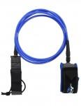 Alder Premium surf leash 7ft - Blue