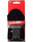 Alder Impact 3mm Fin sox - Black