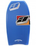 Alder Assassin Bodyboard 40 inch - Dark Blue
