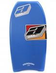 Alder Assassin Bodyboard 40 inch - Dark Blue