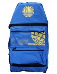 Alder System X3 44 inch Three Board Bodyboard bag - Blue