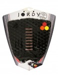 Channel Islands Jordy Smith Arch surfboard tail pad - Black