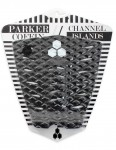 Channel Islands Parker Coffin surfboard tail pad - Black