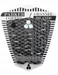 Channel Islands Parker Coffin surfboard tail pad - Black