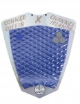Channel Islands Conner Coffin Flat surfboard tail pad - Blue