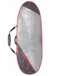 DaKine Daylight Surf Hybrid surfboard bag 6mm 6ft 0 - Lava Tubes