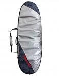DaKine Daylight Surf Hybrid surfboard bag 6mm 6ft 6 - Stencil Palm