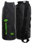 Alder Dry Bag 20 litres - Black