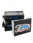 Famous Cool Water Surf Wax Pack (5 bars) - White