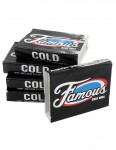 Famous Cold Water Surf Wax Pack (5 bars) - White