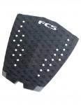 FCS T-1 Narrow Tail surfboard tail pad - Black/Charcoal