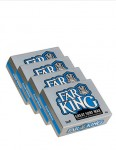 Far King Cool Water Wax Pack 4 Bars of surf wax - Cool water