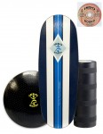 Indo Board Pro Training Pack Balance Trainer - Classic Surf