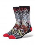Stance Jason Jesse Posidon socks - Black